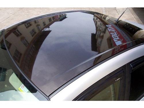 sunroof, vinyl efecto techo de cristal o cofre quemacocos
