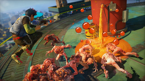 sunset overdrive pc + update full / envio rapido .