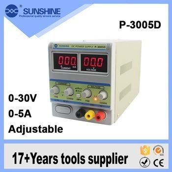 sunshine 3005d fuente poder dc digital variable 30v-5a