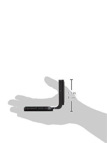 sunwayfoto pnl-d750r custom l-bracket para nikon d750cámara