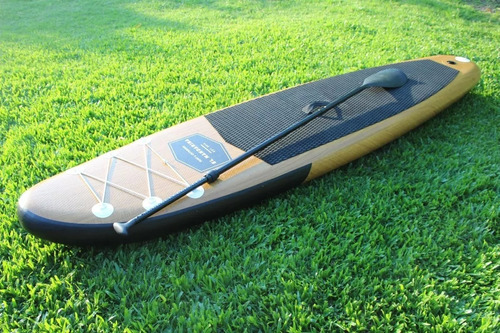 sup inflable - stand up paddle incluye mochila remo inflador