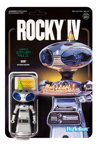 super 7 rocky iv sico robot