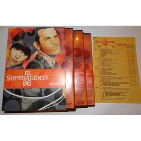 Super Agente 86 Temporada Dos 5 Dvd.