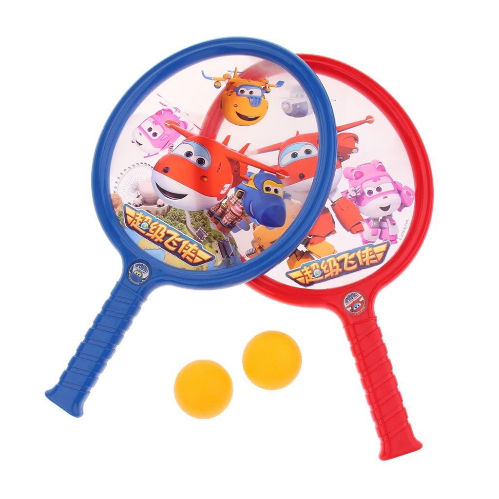 2c96867c6 Súper Alas Ping -pong Bola Mesa Tenis Raqueta Niños Deport ...