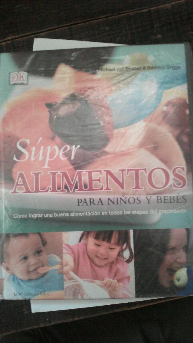 super alimentos para niños y bebés