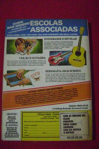 super almanaque dc nº 1 en portugués