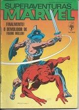 super aventuras marvel n. 61 - julho de 1987