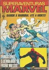 super aventuras marvel n. 63 - setembro de 1987