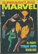 super aventuras marvel n. 64 - outubro de 1987