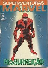 super aventuras marvel n. 65 - novembro de 1987