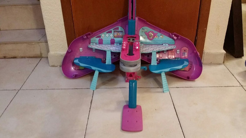 super avion jumbo polly pocket