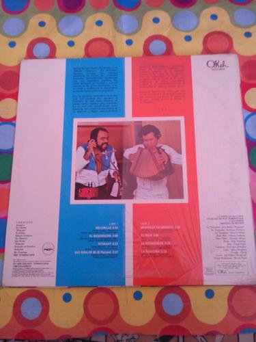 súper bailables vol. 2 lp 1985 importado colombia.
