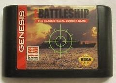 super battleship / sega genesis