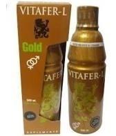 super bebida portencializadora gold vitafer-l 500ml super be