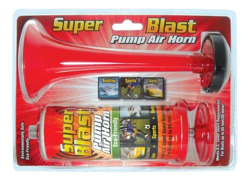 super blast 7218, corneta de aire