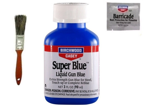 super blue original oxidação a frio+ barricade + aplicador