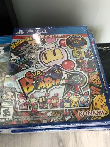 super bomberman para consola ps4 nuevo