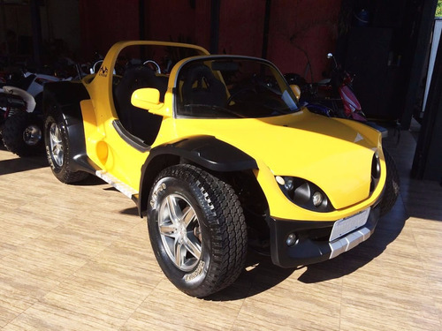 super buggy 1.6 flex premium 0km pronta entrega amarelo