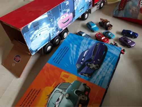 super caminhão carreta relampago carros macqueen disney cars