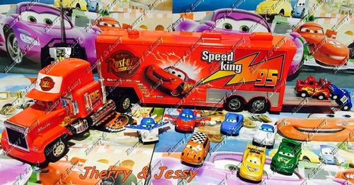 super caminhão carreta relampago mack carros macqueen disney