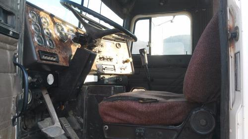 super camion revolvedor  international 1997