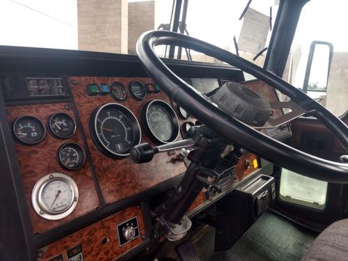 super camion revolvedor kenworht 1999 listo para trabajar