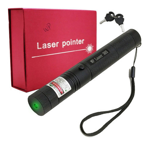 super caneta laser pointer verde 98000mw ultra forte 39km
