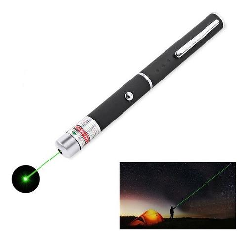 super caneta laser verde - alcance de até 5 km