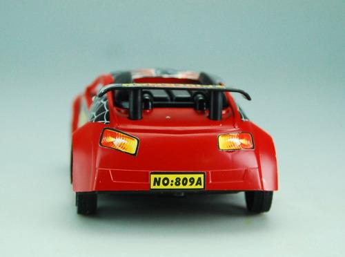 super carritos carros spiderman juguete para niños nuevo