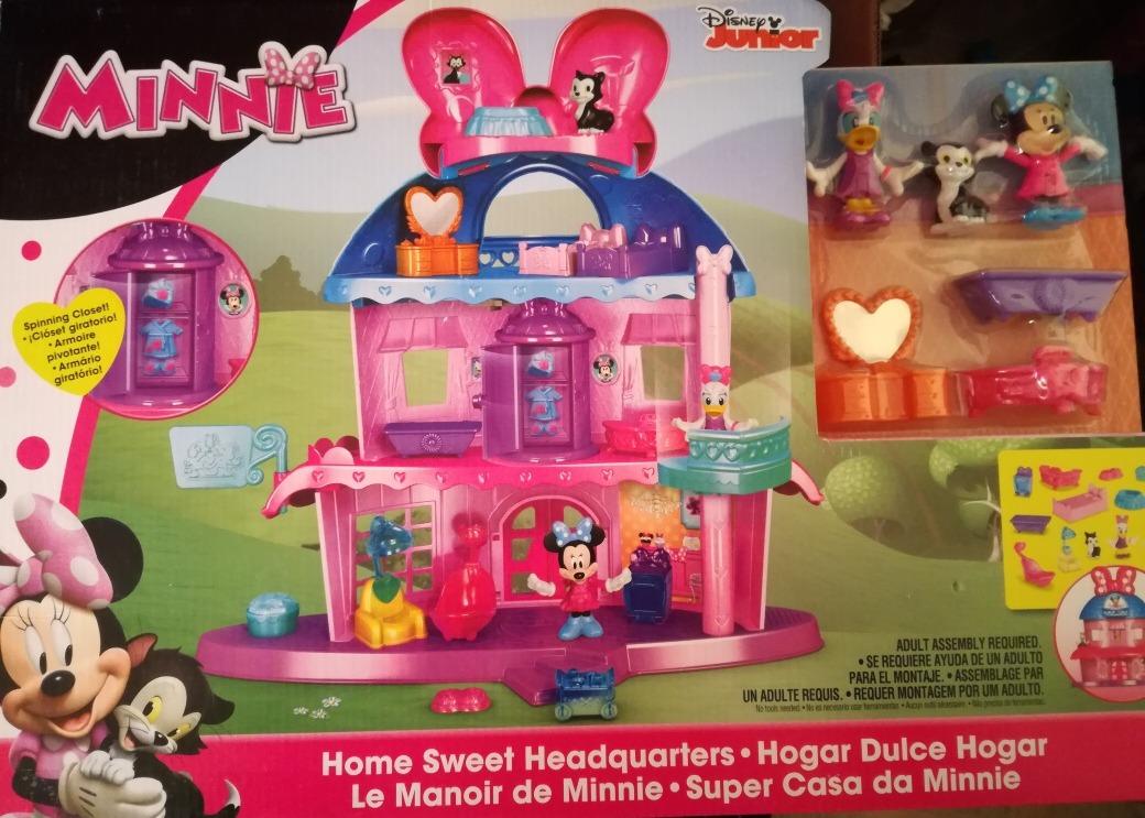 Casa De Minnie Mouse Fisher Price en Mercado Libre México