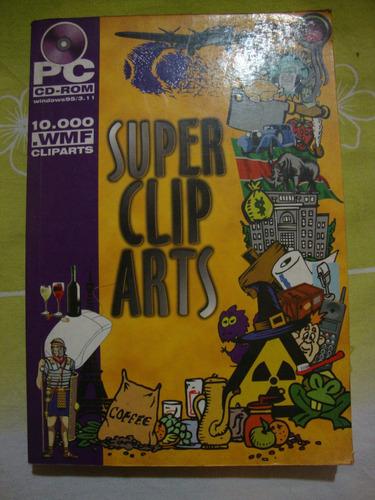 super clip arts - 10000 imagenes wmf