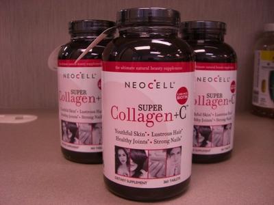 super colageno de neocell (tipo i & i i i), 360 pastillas