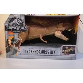 Super Colossal Tyrannosaurus Rex Jurassic World