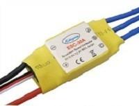 super combo 2830 - motor/esc/conector/paraf soberbos/helice