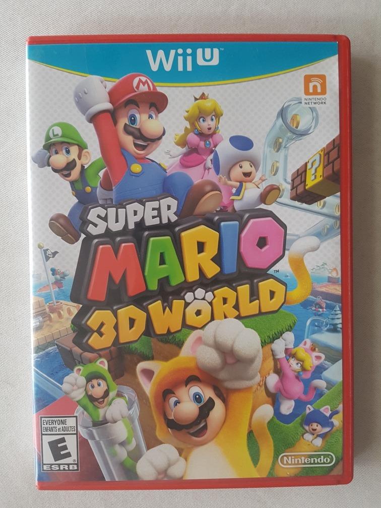 Super Combo 8 Juegos Wii U Mario Pokemon Lego S 400 00 En