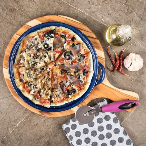 super combo de cocina italian pizza 13 piezas cinsa