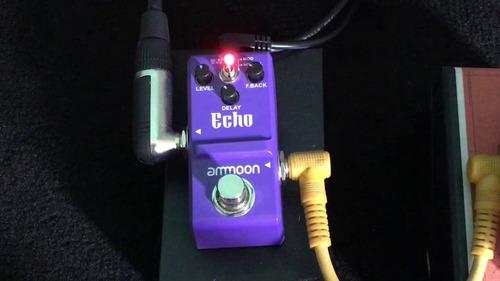 super combo delay echo ammoon e reberb t cube