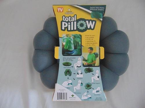 super comoda almohadas para viajes como tv multiples uso