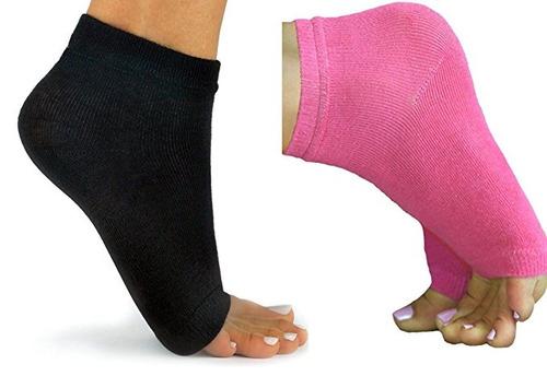 súper cómodas toeless calcetines-2 pares - calcetines de yog