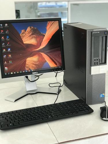 super computadora monitor 22' 4gb 250gb disco wifi de regalo