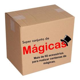 Super Conjunto De Mágicas - Promoção