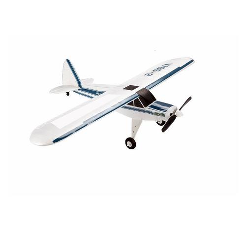 super cub - avion a control remoto 1200mm de envergadura