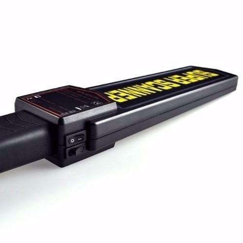 super detector de metais com alta sensibilidade