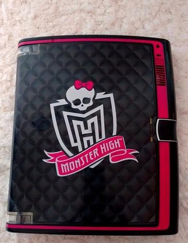 super diario secreto monster high - mattel - semi-novo