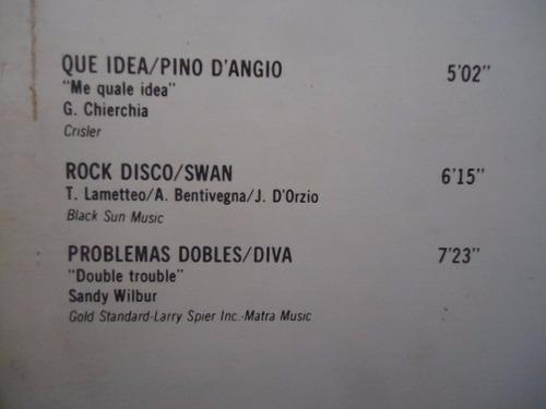 super disco show vol 1 / varios artistas lp acetato