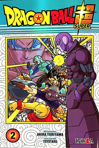 super dragon ball #2 - editorial ivrea