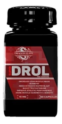 super drol pro hormonal 60cap importado - pronta entrega-usa