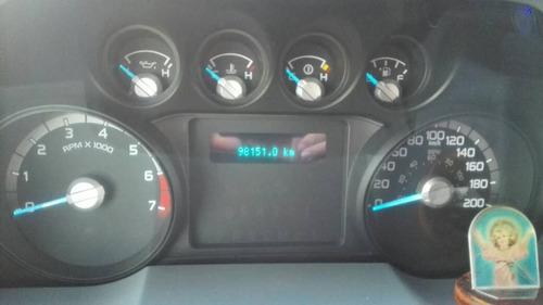 super duty 4x2 doble cabina ford f-250 2012