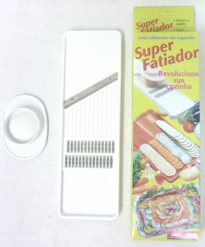 super fatiador de legumes/frutas plasbrink/lig brin/keita