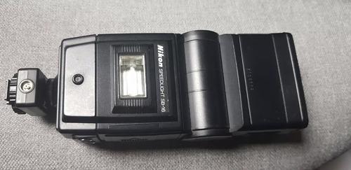 super flash nikon sb-16 con zapata sony nex 6 40mts